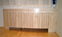 wohnen von der gracht holzdesign. Black Bedroom Furniture Sets. Home Design Ideas